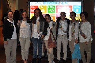 IDG at UN - Troop 2520